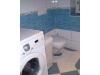 wasmachine met extra toilet