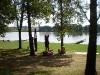 zwemmeer bij Autokemp Brodsky