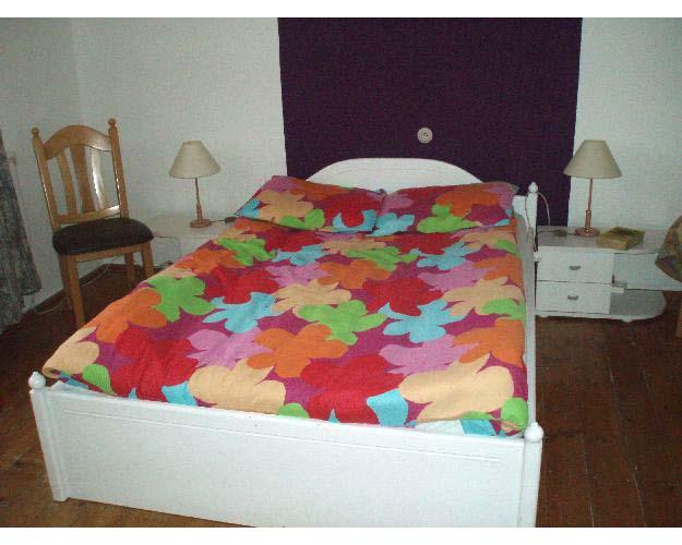 2-persoons-slaapkamer boven